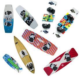 Kitesurfing_Boards