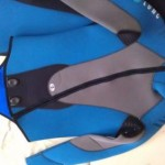 Гидрокостюм aqua lung baleares Tech suit 5.5 mm