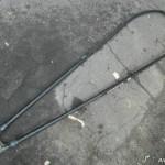 Гик для виндсерфинга карбоновый Fiberspar 170-218