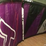 Кайт Takoon Furia 9m2 2013г