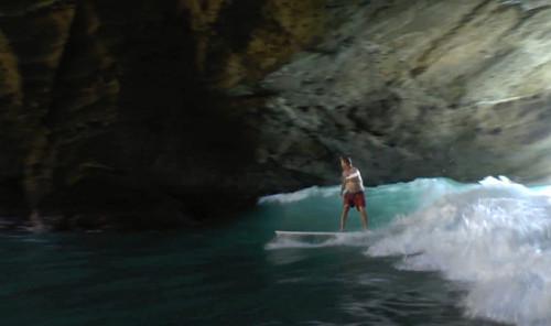 cavesurfing