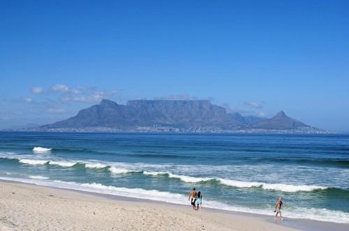 Bloubergstrand, ЮАР
