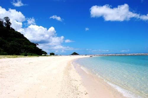White Beach, Окинава, Япония