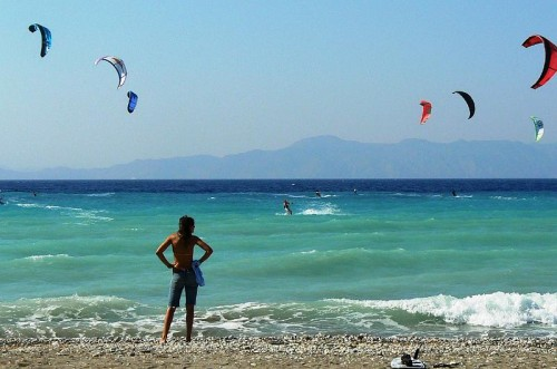 kitesurfing_Mikonos