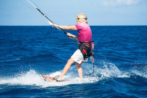 richardbransonkiteboarding