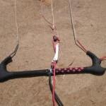Продам Кайт Cabrinha Crossbow 13М 2011 купол+планка