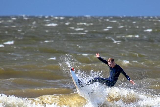 серфинг в питере, доска, спот