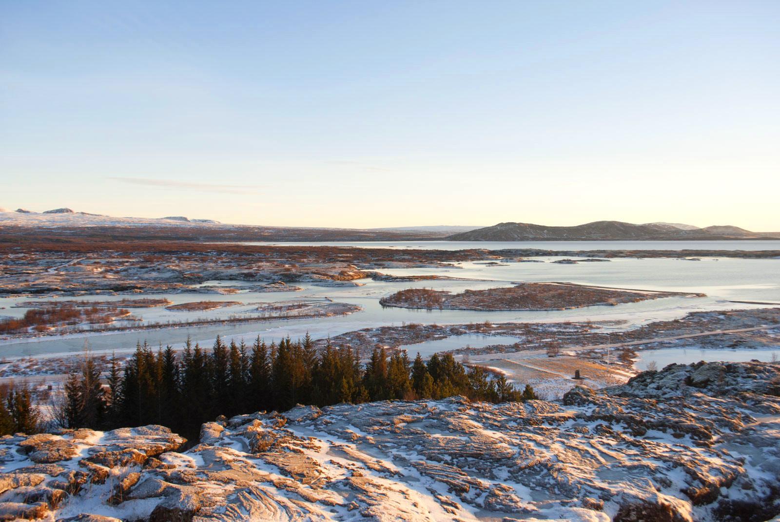 природа, достопримечательности, исландии