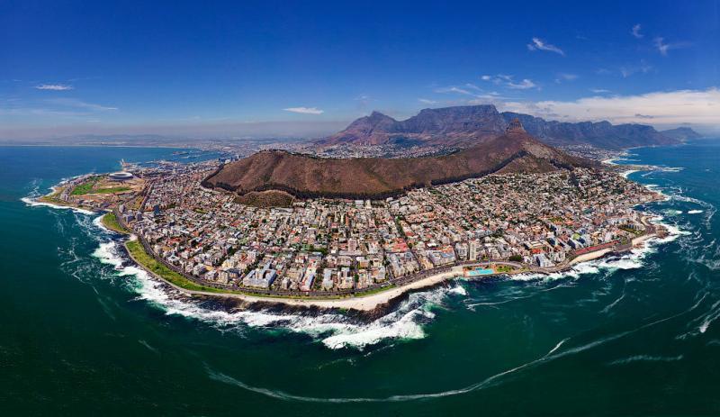 споты, серфинг, море, юар, кейптаун, волна, доска