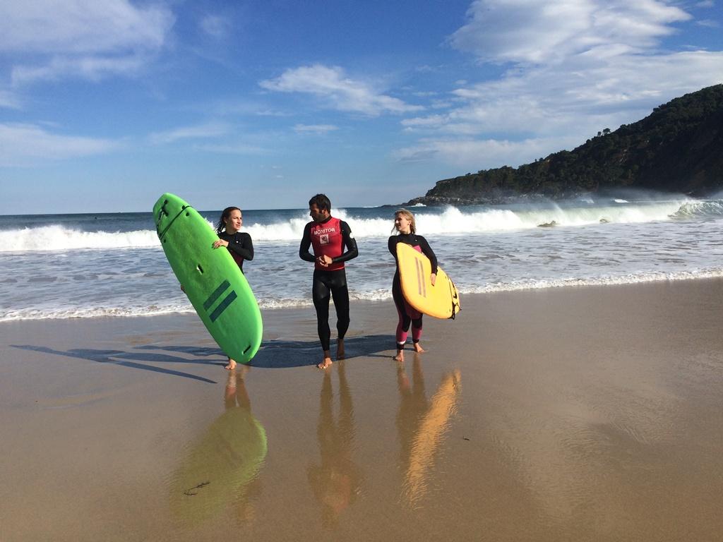 серфинг, доска, море, ветер, солнце