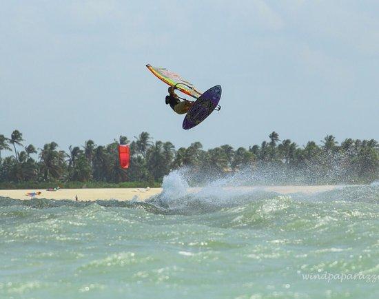 серфинг, доска. море, парус, ветер